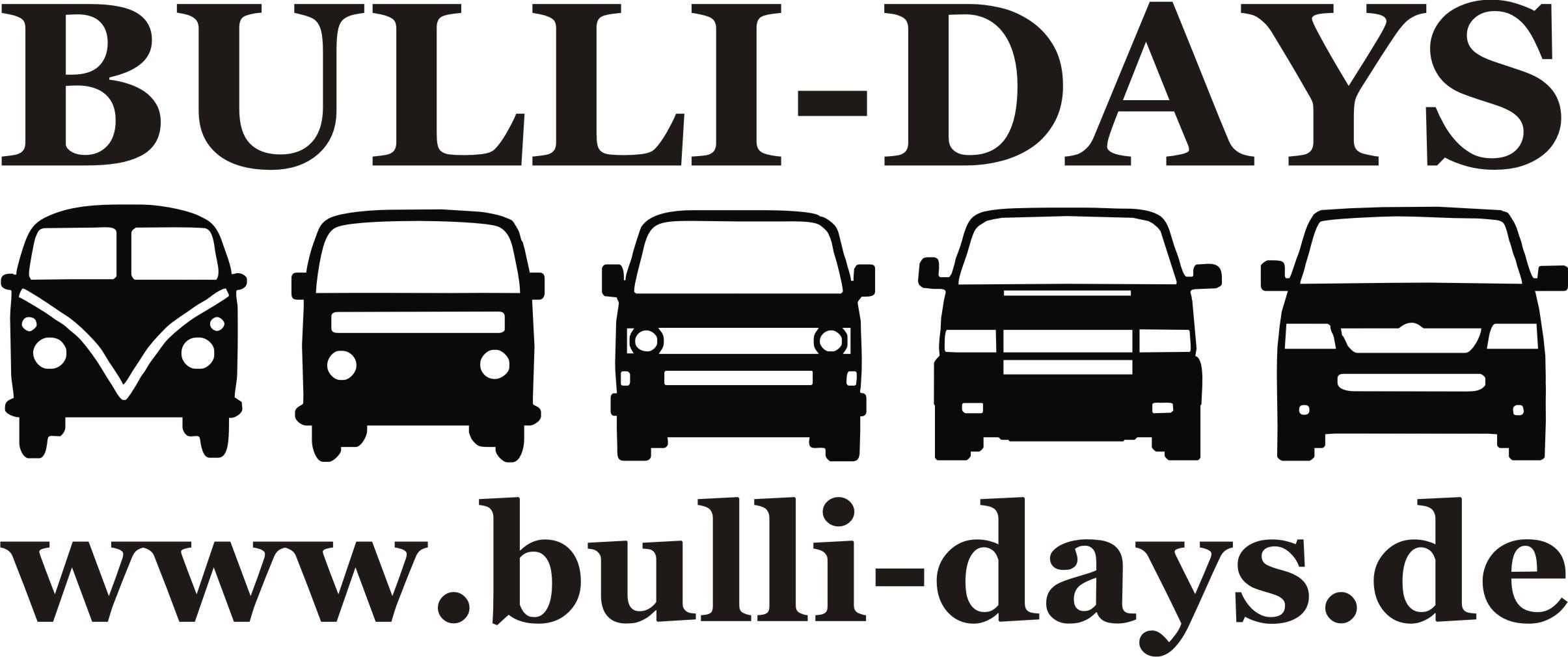 Bulli-Days 2013 am Edersee 03.05. - 05.05.2013