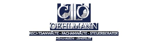 RAe OEHLMANN | Fachanwälte, Rechtsanwälte, Steuerberater Logo